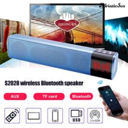Barra Sonido Parlante Bluetooth Multiusos