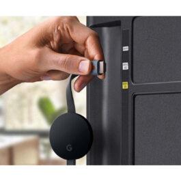 Chromecast Conecta tu dispositivo móvil a tu TV